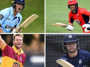 Test cases: 15 players Sheffield Shield to watch