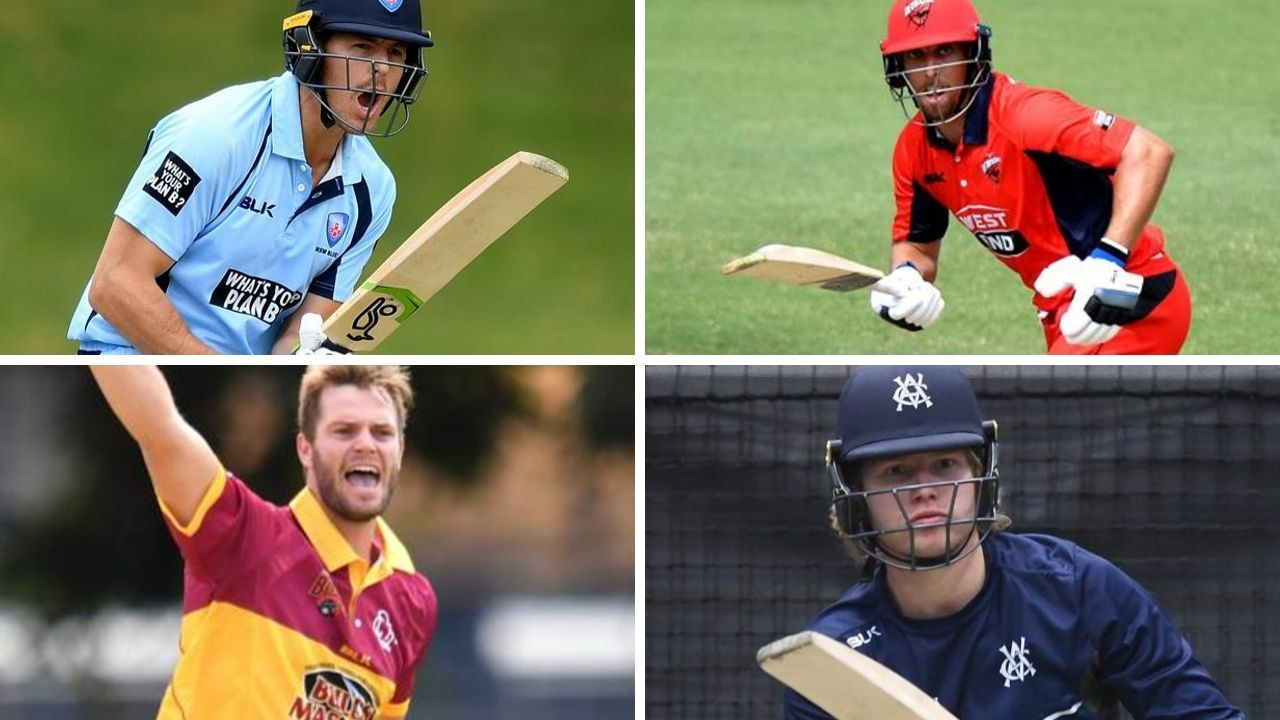 The opening rounds of this year's Sheffield Shield presents an opportunity to make an immediate Test case.