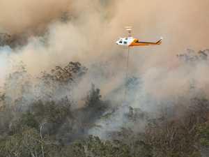 Couple killed in bushfire found love late in life