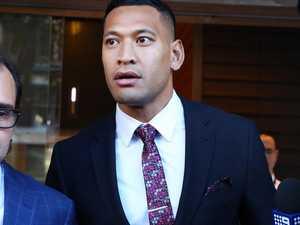 Folau alleges Rugby Australia betrayal
