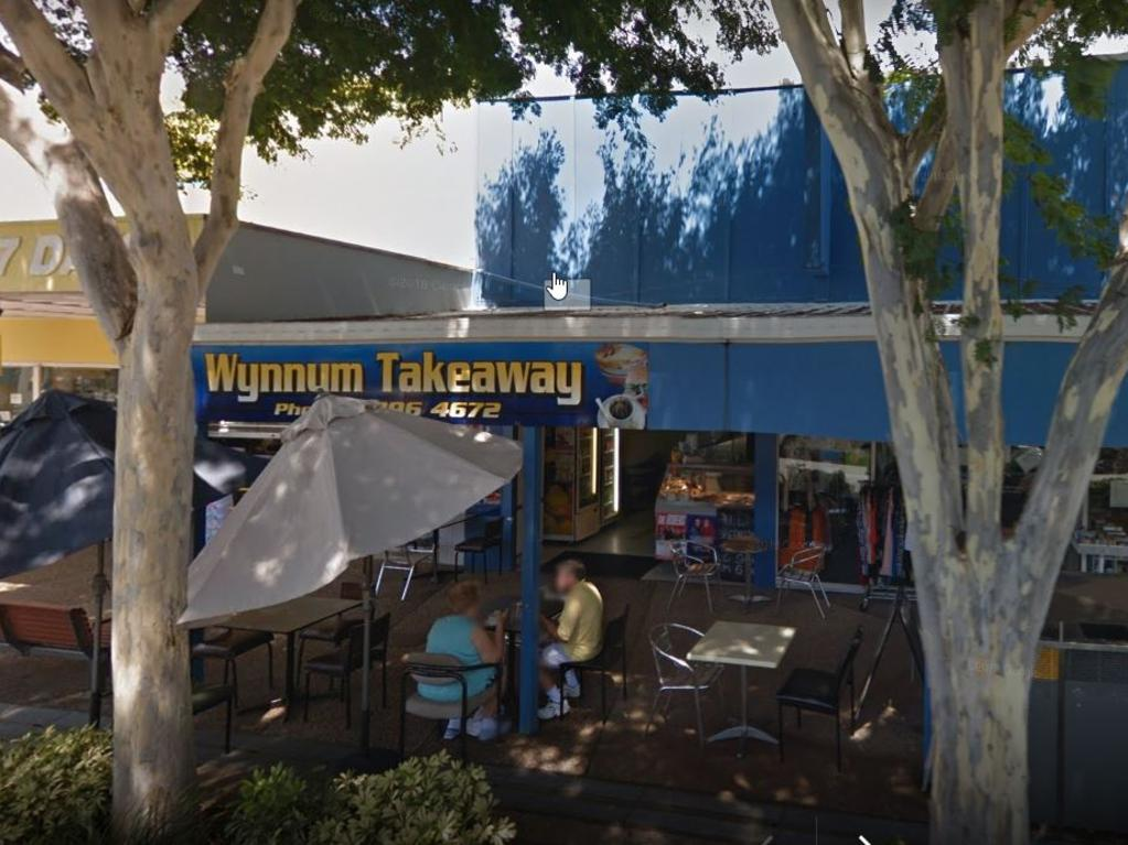 Wynnum Takeaway on Bay Tce. Picture: Google