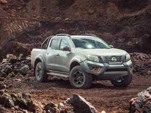 Revealed: Nissan's toughest ute yet