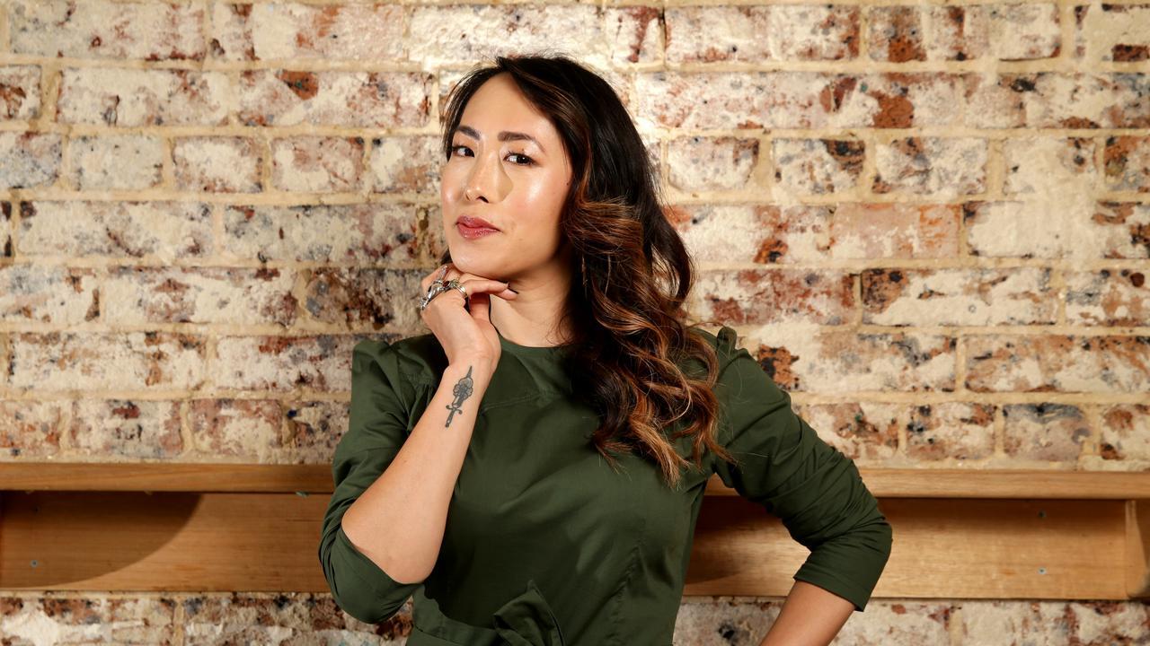 Melissa Leong. Picture: Jonathan Ng