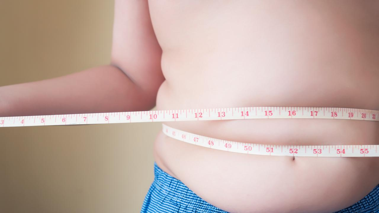 Isaac has been named the second most overweight area in Queensland. Picture: istock