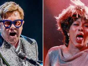Elton John's surprising celebrity feud
