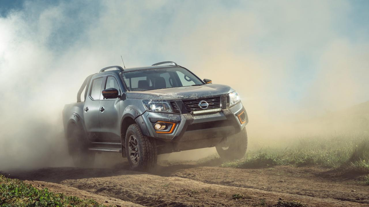 The Warrior promises to be the brand's most capable off-road ute.