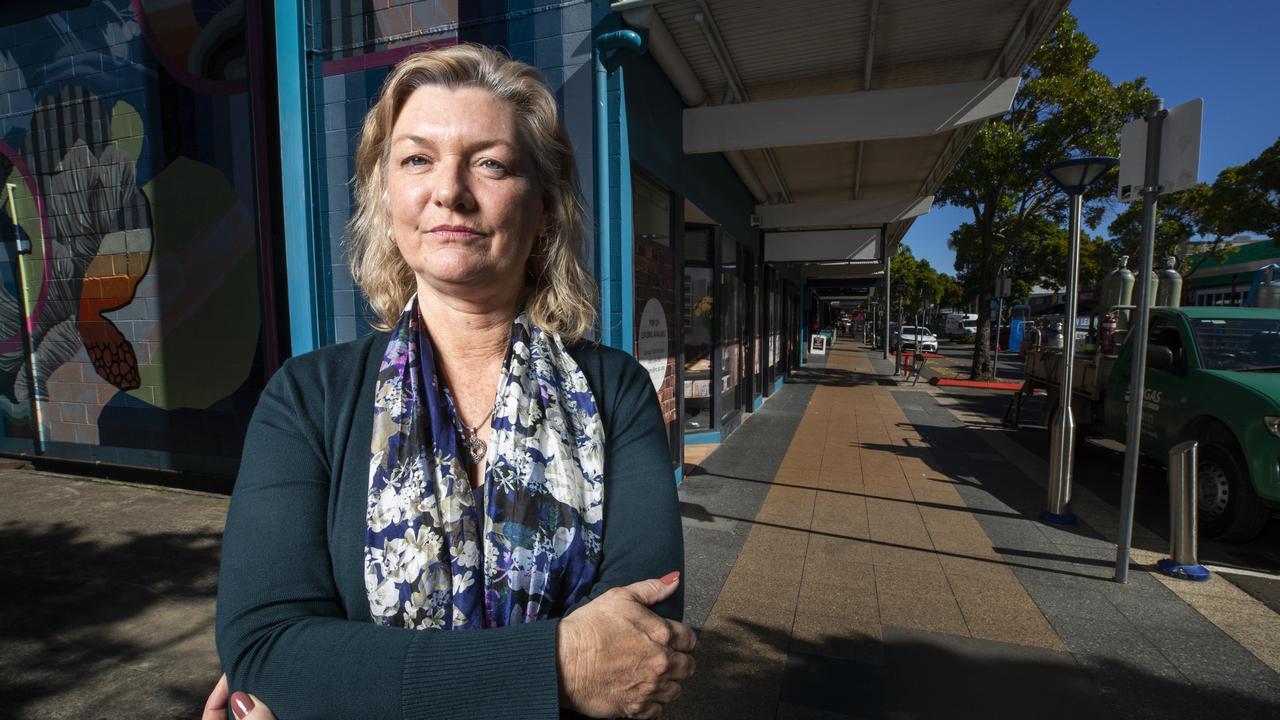 Clinical psychologist Karren Aspinall says Moreton Bay is a high needs region. Photo Lachie Millard