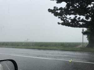 Heavy rainfall in parts of region kick off wet weekend
