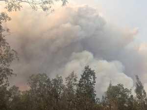 Rappville fires