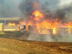 FIRE UPDATE: 45 homes destroyed in devastating bushfires