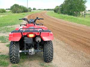 New quad bike standard to protect riders