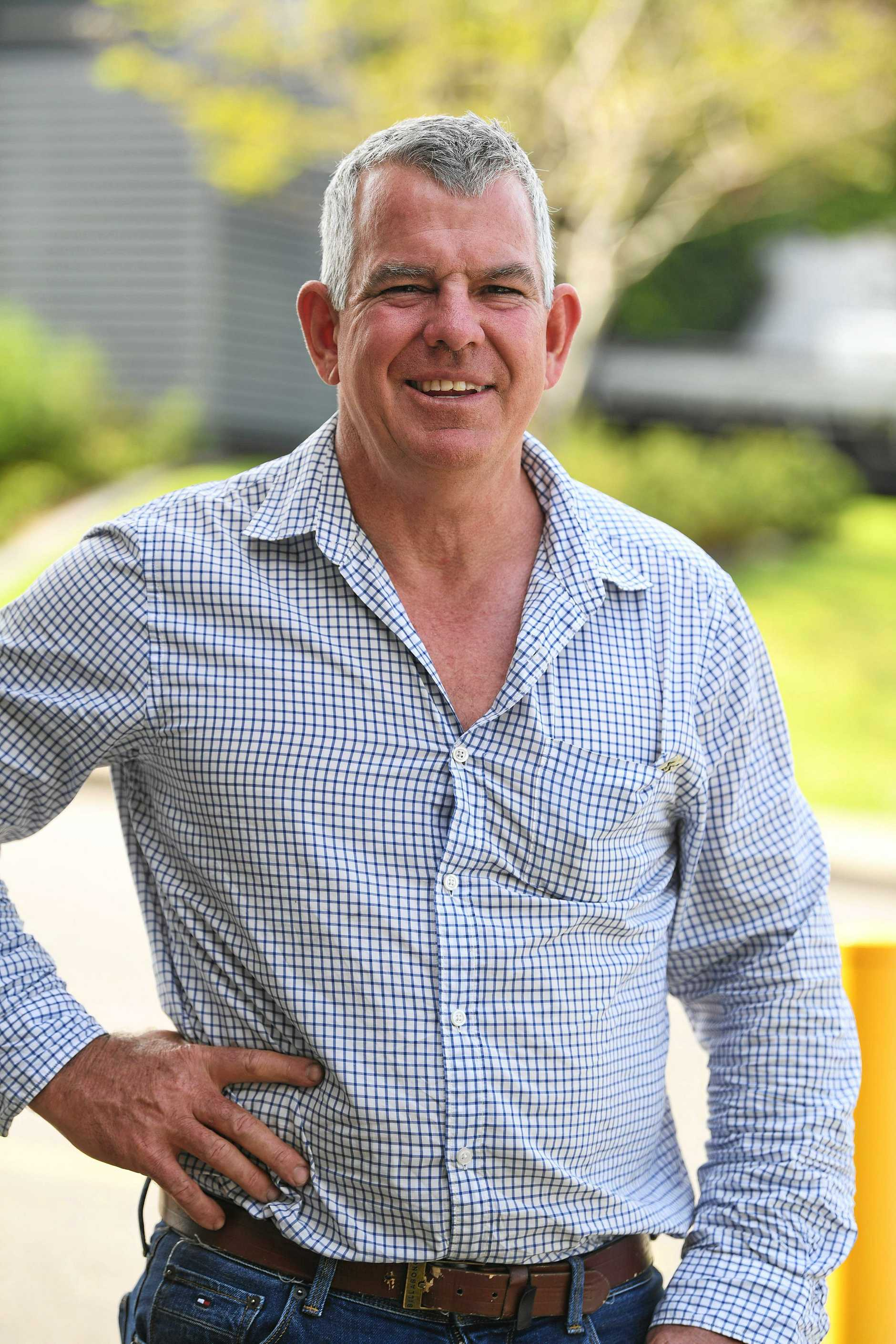 Power 30 - Jason McPherson is #30 on the 2019 Gympie region list of Most Influential