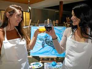 Hip, new art trend on its way to Whitsundays