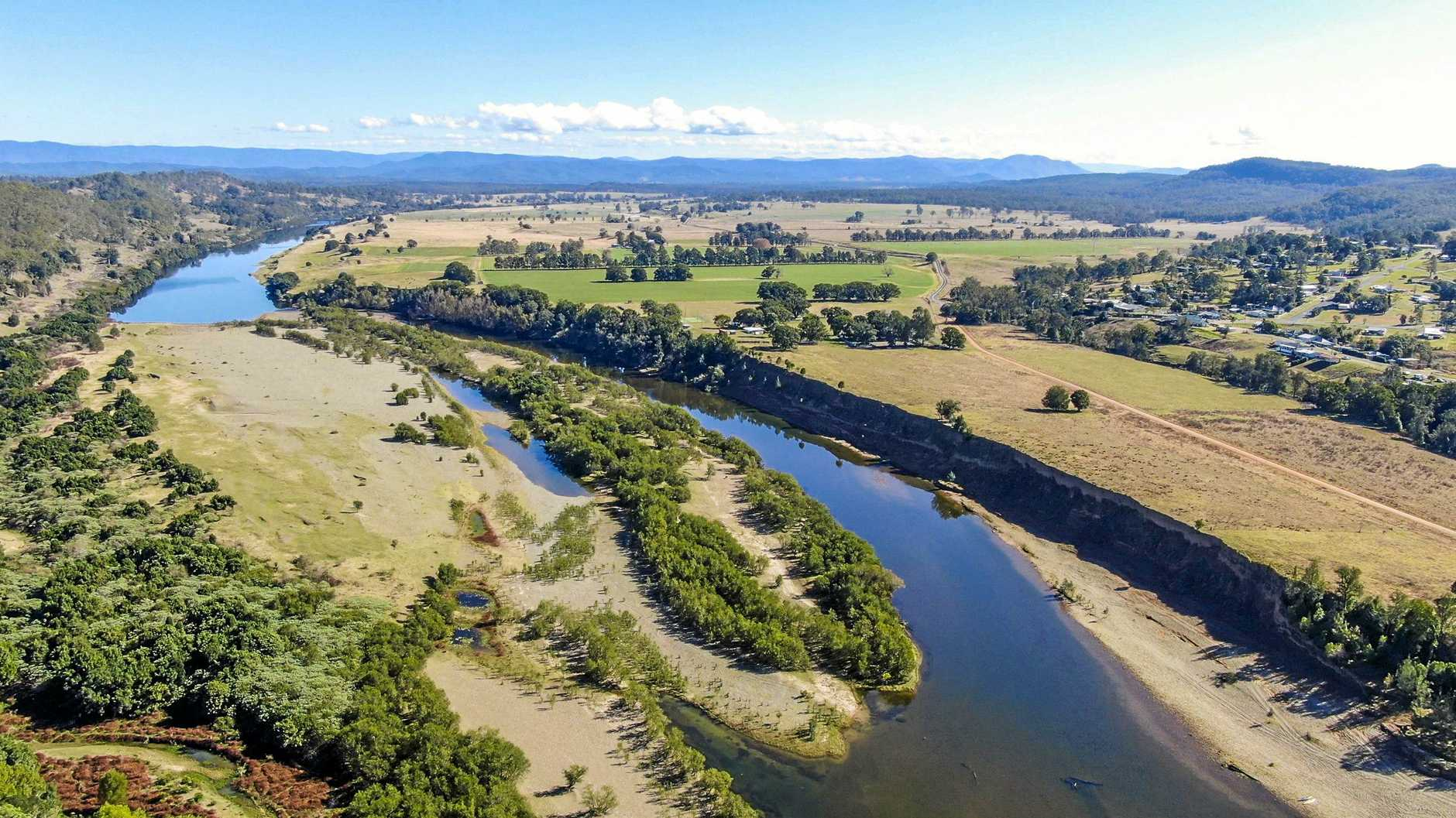 WATER FLOW: The upper reaches of the Clarence River are running wild and free, but with water becoming increasingly scarce, will this remain the case forever?