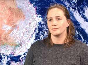 BOM meteorologist Gabrielle Woodhouse