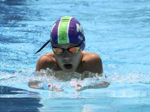 Pioneer pool awash with personal bests