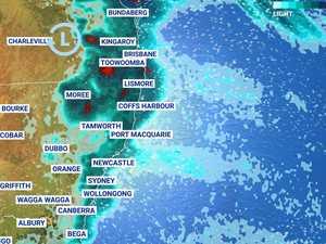Weekend to cop heaviest rain in months