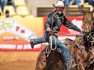 Emerald cowboy leads Queensland competitors