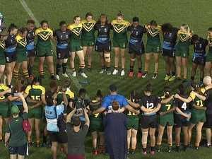Raikadroka seals Australia's comeback win over Fiji