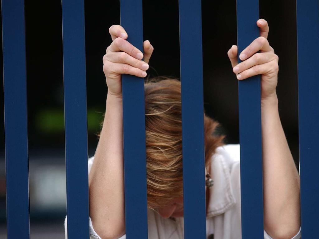 Behind prison barsPhoto: Brett Wortman / Sunshine Coast Daily