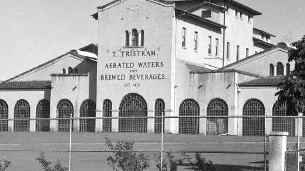 The Tristram softdrink factory in West End