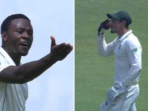 'F*** you': South African cricketers turn on each other