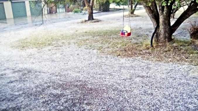 Is that it?: Granite Belt wakes to rain