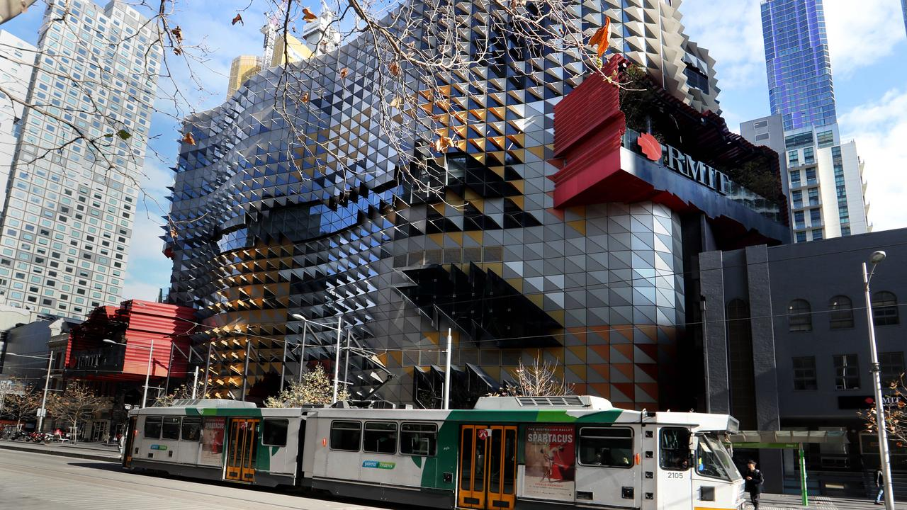 RMIT staffer Michael Montalto has been stood down after he was found guilty of professional misconduct.