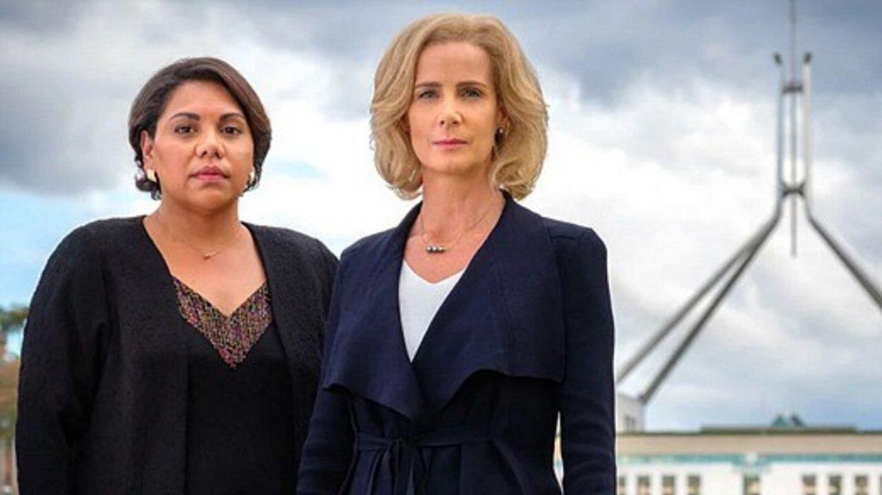 Deborah Mailman and Rachel Griffiths star in Total Control