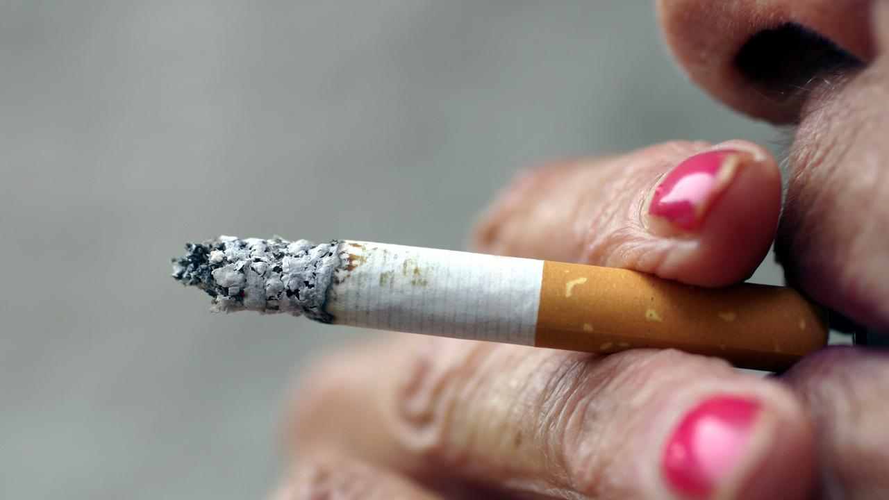 BUTT OUT: Police are on the lookout for smokers doing the wrong thing.