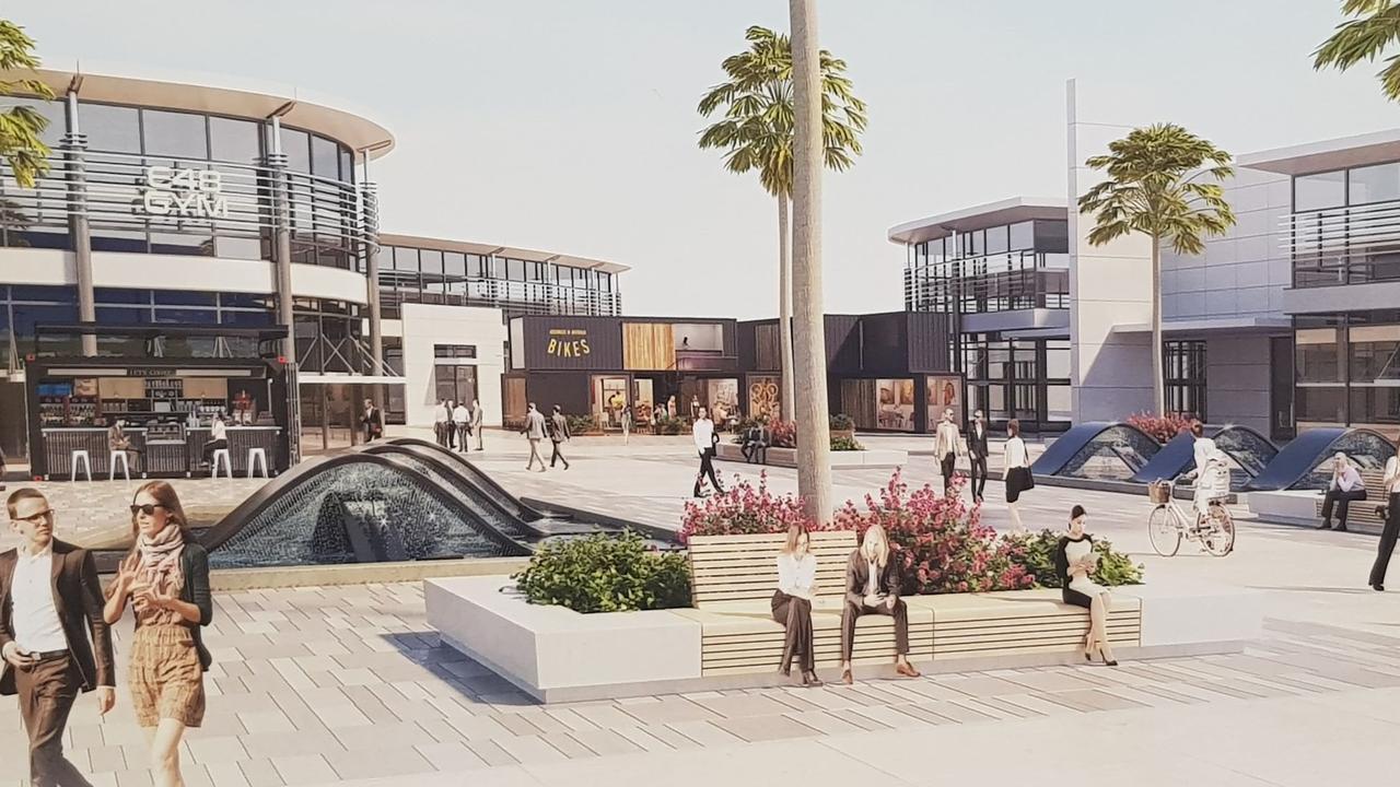 Sunshine Coast Airport masterplan.