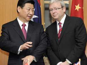 Rudd warns of return of the 'yellow peril'
