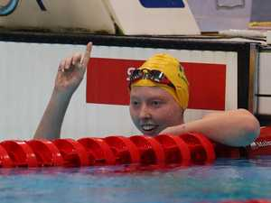 World para swimming champ keen to continue good form