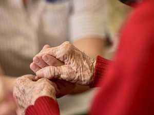 Morrison promises more money for aged care
