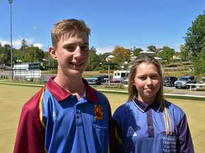 Hot play from Gympie junior bowls players