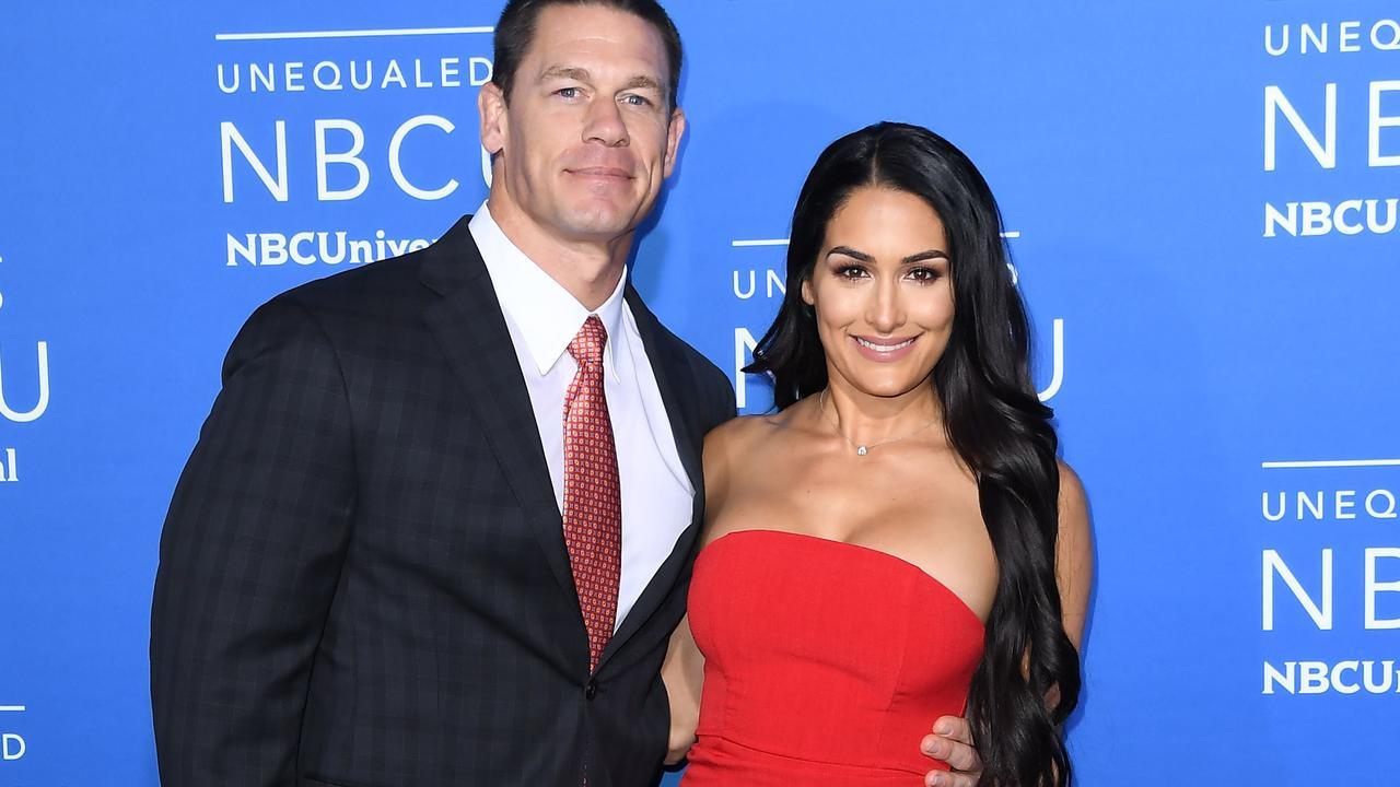 John Cena and Nikki Bella split just weeks before the wedding.
