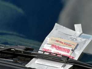 'Unfair' reason for $568 parking fine
