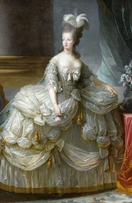 Marie Antoinette's final words show a different side to her frivolous reputation.
