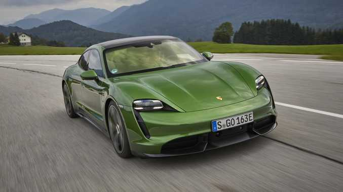 The world's most desirable electric car