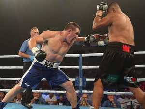 Inside Gallen's England training camp before Hall fight