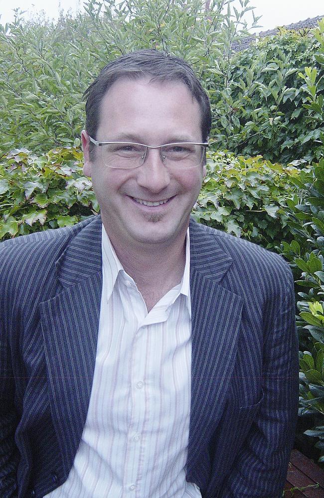 Dr Grant Blashki.