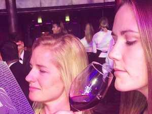 Cricket stars reveal engagement secret