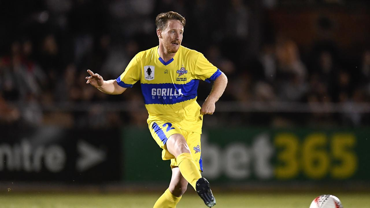 FFA Cup 2019 Semi Final - Brisbane Strikers v Melbourne City FC