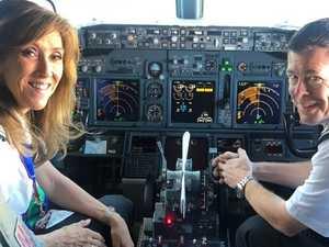 Hero pilot's regret on board fatal flight