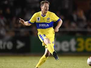 Strikers one step closer to A-League spot