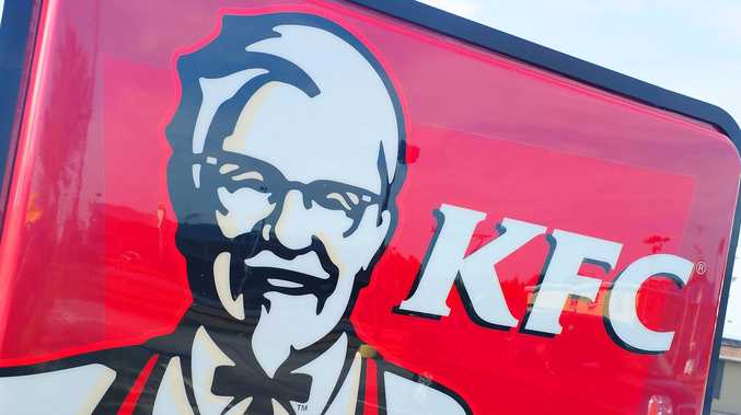 KFC turns drive-throughs into car washes