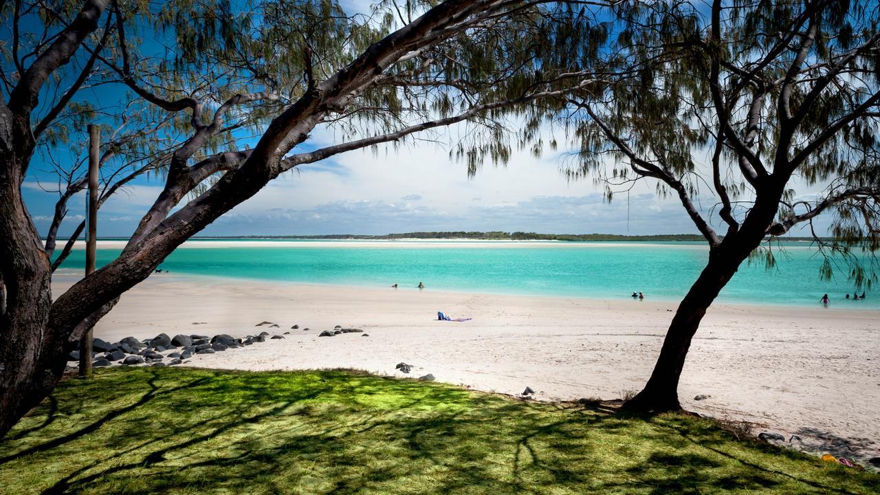 Elliot Heads' beach near Bundaberg.