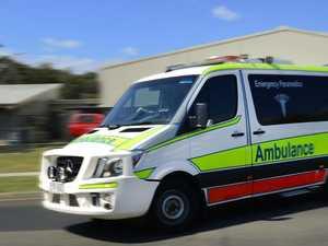 Paramedics treat three people in two-vehicle smash