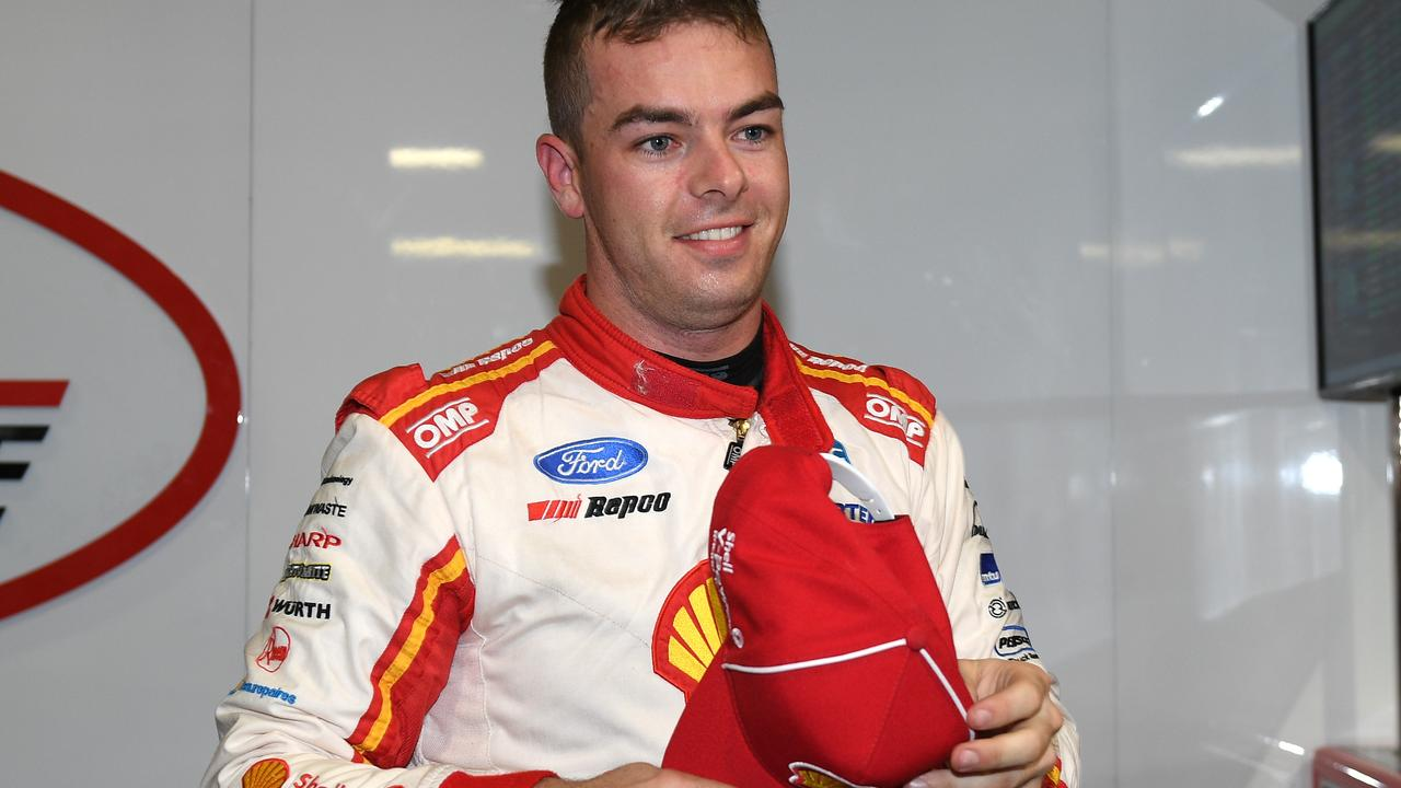 Scott McLaughlin will start from poll in Sunday's Bathurst 1000.