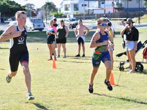 Hervey Bay Junior Triathlon October 13